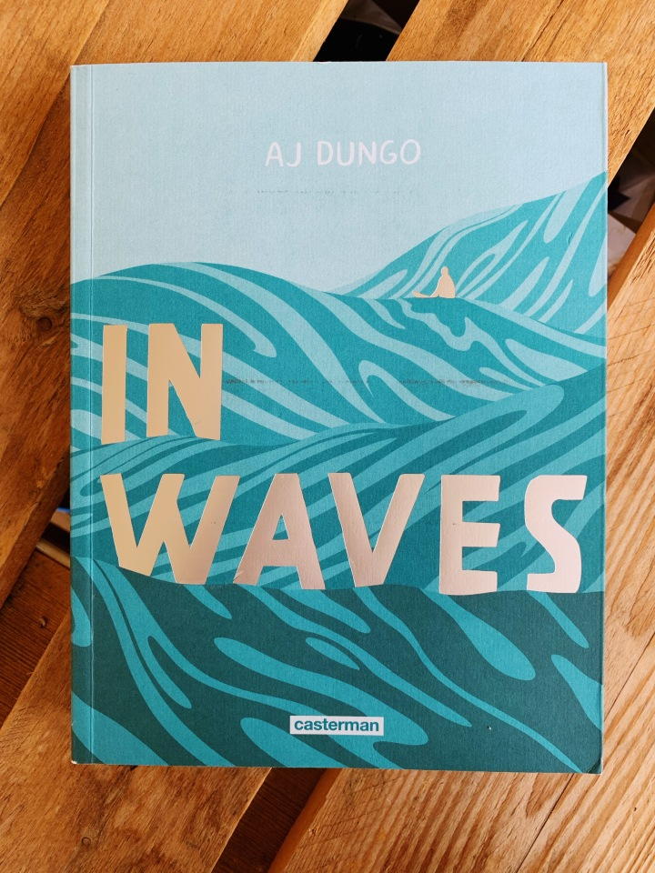 In waves