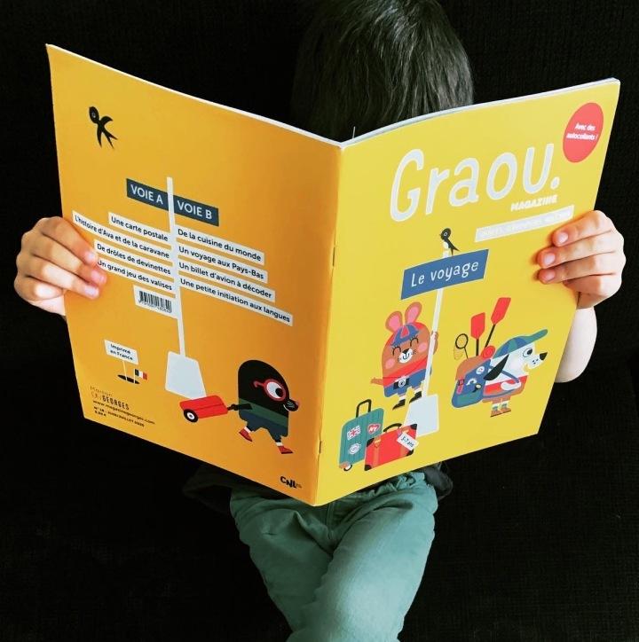 Graou. magazine