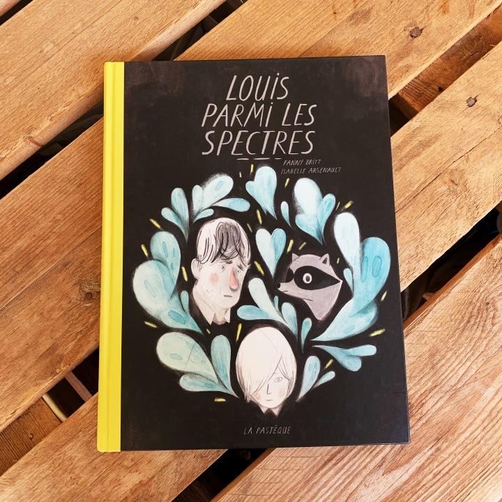 Louis parmi lesspectres