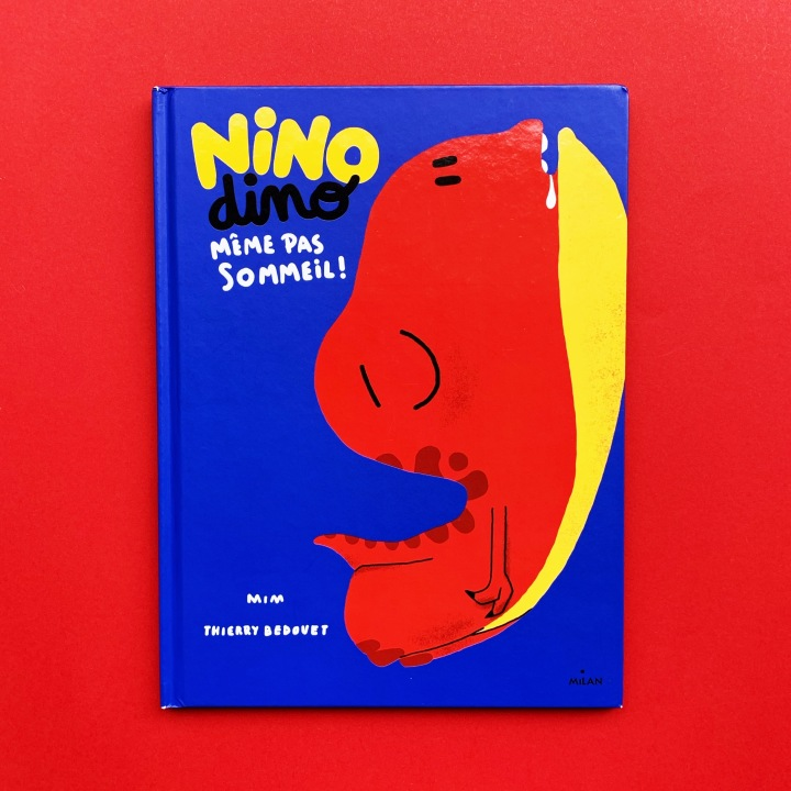 Nino Dino : même pas sommeil!