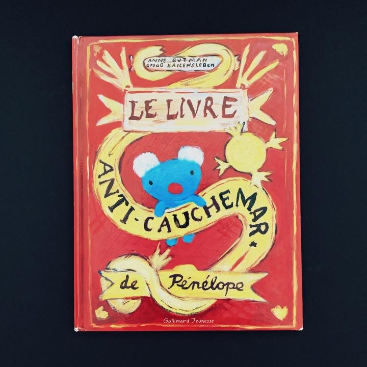 Le livre anti-cauchemar dePénélope