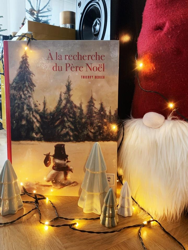 A la recherche duPère-Noël