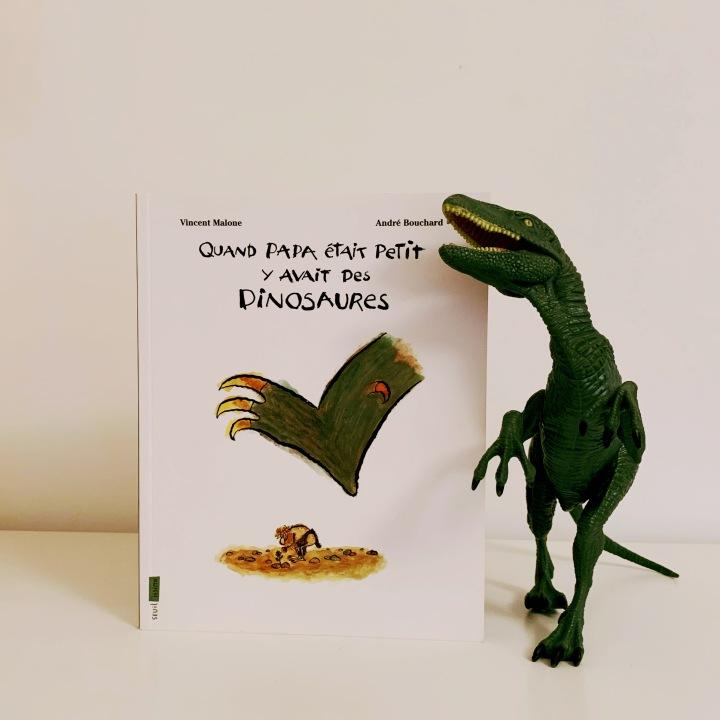 Quand papa était petit y avait desdinosaures