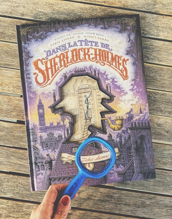 Dans la tête de Sherlock Holmes : l'affaire du ticket scandaleux(1/2)