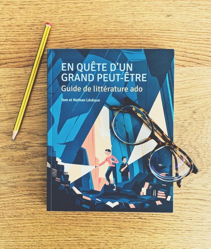 En quête d'un grand peut-être – Guide de littératureado